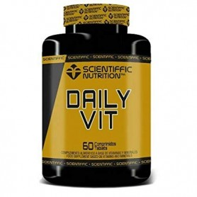 DAILY VIT 60 COMPRIMIDOS - SCIENTIFFIC NUTRITION