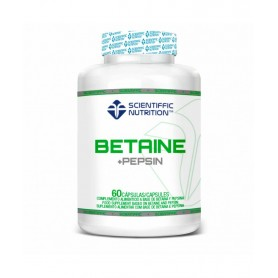 BETAINE+PEPSIN SCIENTIFFIC NUTRITION