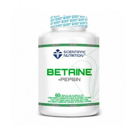 BETAINE+PEPSIN SCIENTIFFIC NUTRITION