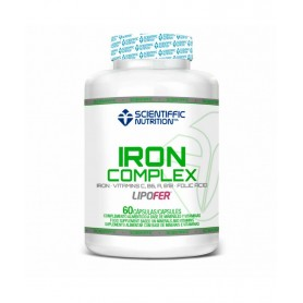 IRON COMPLEX SCIENTIFFIC NUTRITION