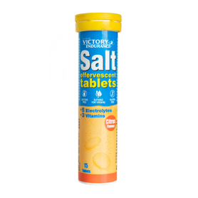 SALT EFFERVESCENT (SALES MINERALES EFERVESCENTES ) - 15 TABLETAS