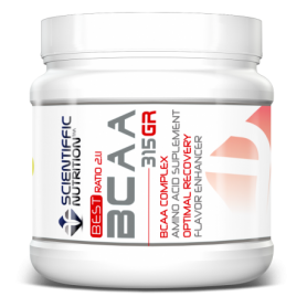 Scientiffic Bcaa Sabores (315g)