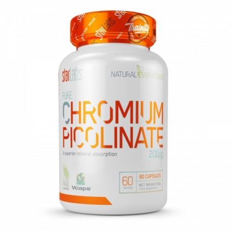 CHROMIUM PICOLINATE 60 Caps  Starlabs Nutrition