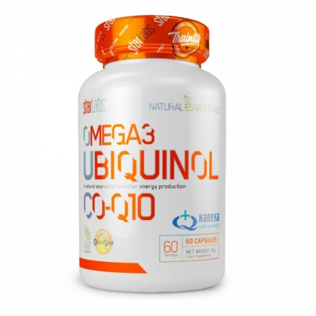 UBIQUINOL CO-Q10 STARLABS NUTRITION