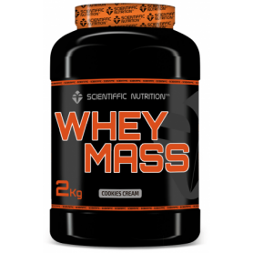 Whey Mass 2 KG SCIENTIFFIC NUTRITION