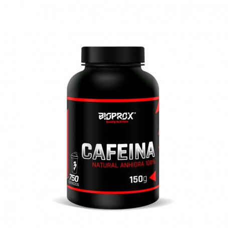 CAFEINA NATURAL ANHIDRA polvo 150g