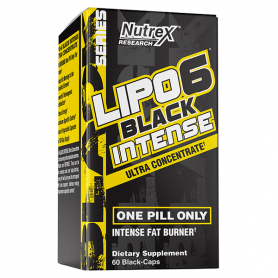 LIPO 6 BLACK INTENSE 60 CAPS