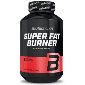 BioTechUSA Super Fat Burner 120 tabs