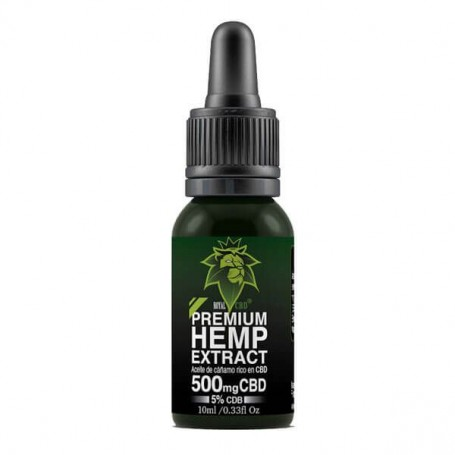ACEITE DE CÁÑAMO 500MG CBD - 10ML ROYAL CBD