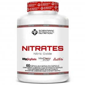 Nitratos - (60 Caps) - Scientiffic Nutrition