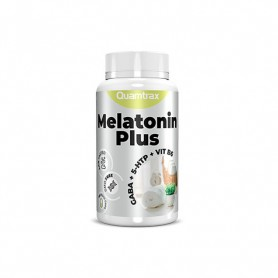 MELATONINA PLUS ESSENTIALS QUAMTRAX 60 CÁPSULAS