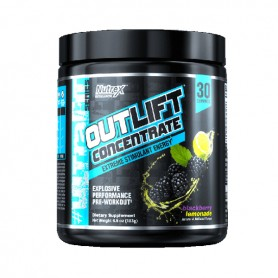 Outlift Concentrate - 309g - Nutrex