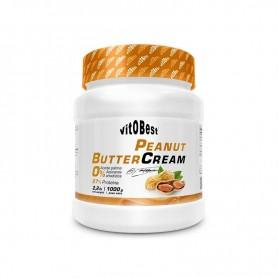 VitOBest Crema de Cacahuete Torreblanca 1 kg