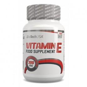 BioTechUSA Vitamine E 100 caps