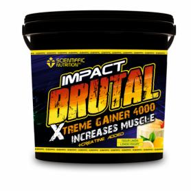 Brutal Impact  3kg de Scientiffic Nutrition