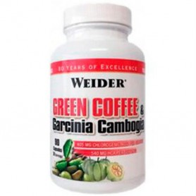 Weider Green Coffee & Garcinia Gambogia 90 caps