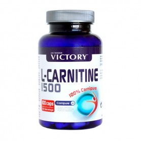 Victory L-Carnitina 1500 (100% Carnipure) 100 caps