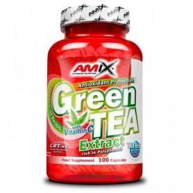 Amix Green TEA Extract - Extracto de Te Verde 100 caps
