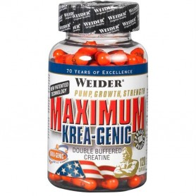 Weider Maximum Krea-Genic 240 caps