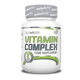 BioTechUSA Vitamin Complex 60 caps