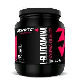 L-GLUTAMINA (KYOWA®) BIOPROX®