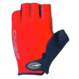 Chiba Guantes Allround Gloves - Rojo/Negro