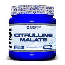 Citrulina Malato  300g.  Scientiffic Nutrition