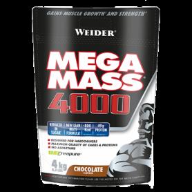 Weider Mega Mass 4000 4 kg NEW