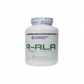 R ALA- Ácido Alfa Lipoico Scientiffic Nutrition