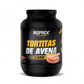 Protein Pancakes (Tortitas de Avena Proteicas)