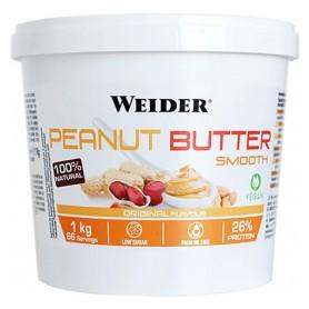 Weider Peanut Butter Smooth - Crema de Cacahuete 1 kg