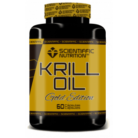 SCIENTIFFIC KRILL OIL 60 PERLAS