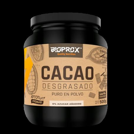 CACAO puro desgrasado 500g