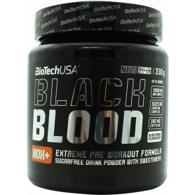 BioTechUSA Black Blood NOX+ 330 gr