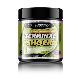 Scilabs Nutrition Terminal Shock 2.0 360 g