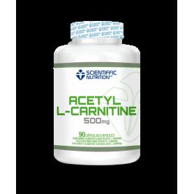 Scientiffic Nutrition Acetil L Carnitina 90 caps.
