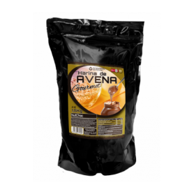 Harina de Avena Gourmet (1.5 kg) Scientiffic Nutrition