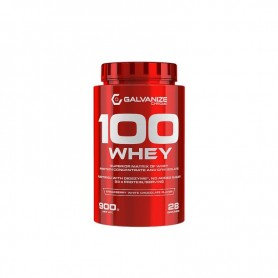 100 whey GALVANIZE NUTRITION
