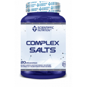 COMPLEX SALTS (90CAPS) SCIENTIFFIC NUTRITION